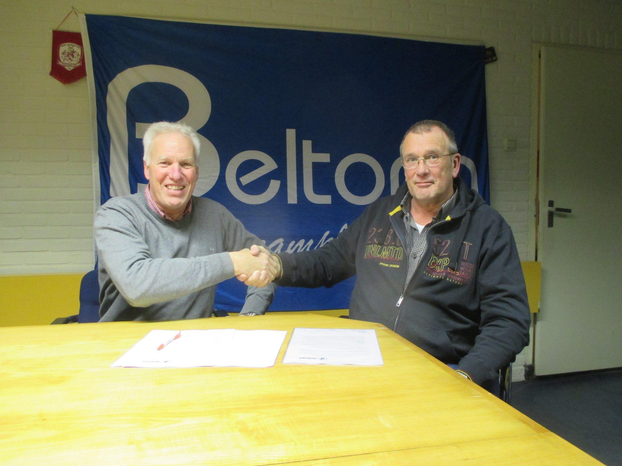 Contract met Beltona verlengd