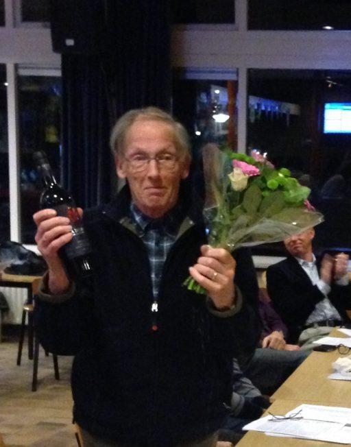 Lid van Verdienste Hans Steenbrink overleden