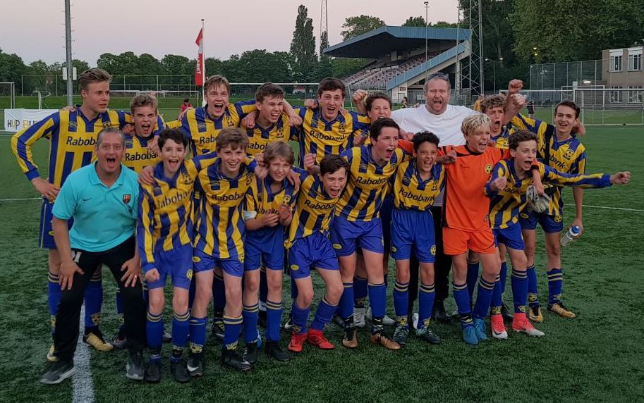 O15-1 staat in de FINALE vd KNVB beker