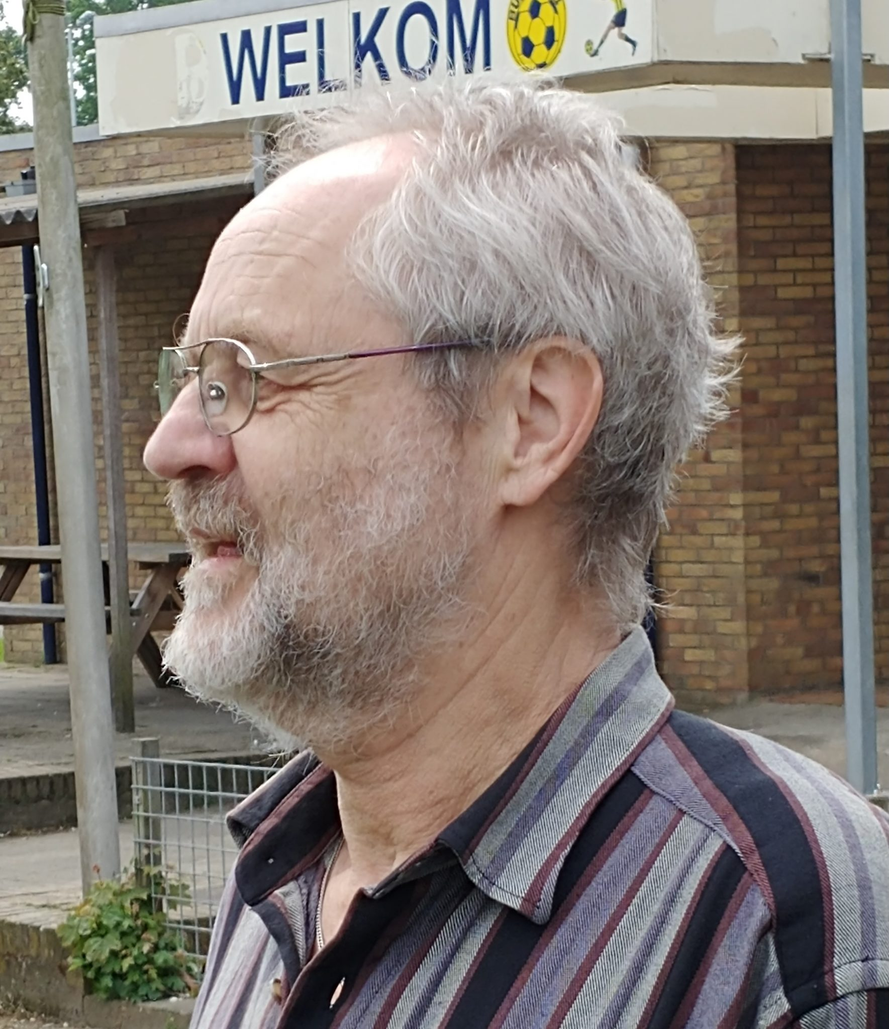 Bunnik'73 heeft afscheid genomen van Ed van den Broek